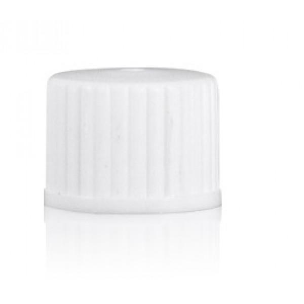 Screwcap with PE insert P12 white