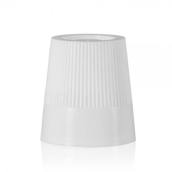 Dosing cap PP white 15