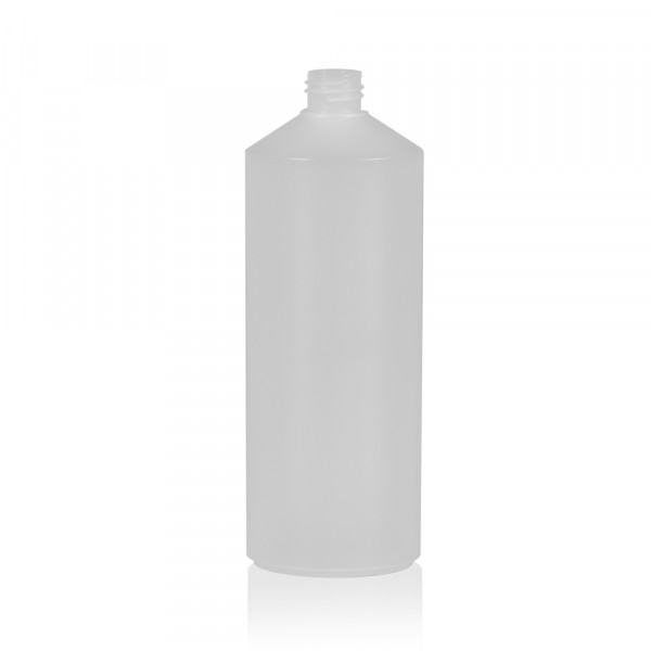 1000 ml bottle Combi HDPE natural 28.410