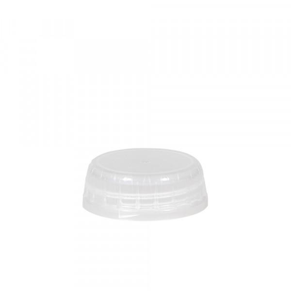Screwcap One2dose Refill PP natural D43