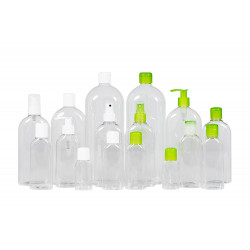 Basic Oval PET bottles