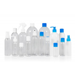 Basic Round PET bottles