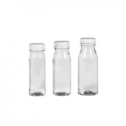 Juice Shot PET bottles