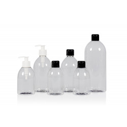 Soap PET bottles