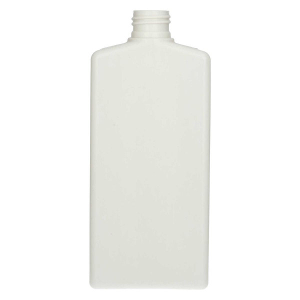 250 ml bottle Mailbox Rectangle recycled HDPE ivory 24.410