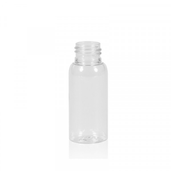 30 ml bottle Basic Round PET transparent 24.410