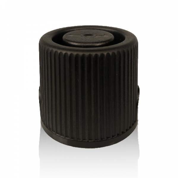 BP600 WC closure PP + insert (plug) black