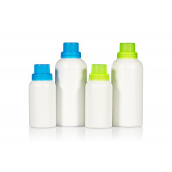 Compact Round PE bottles