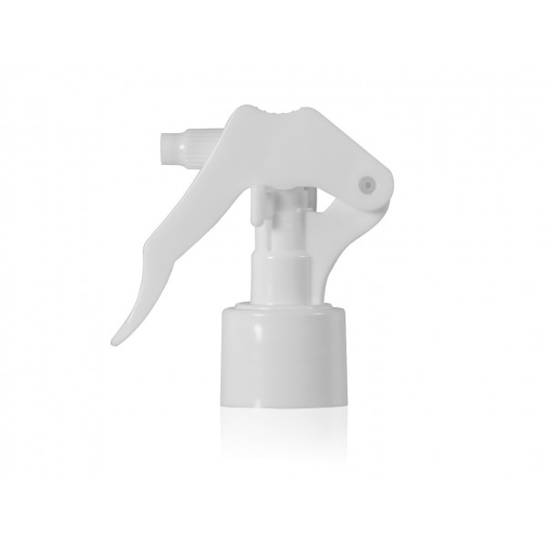 Mini-Triggerpump PP white 24.410