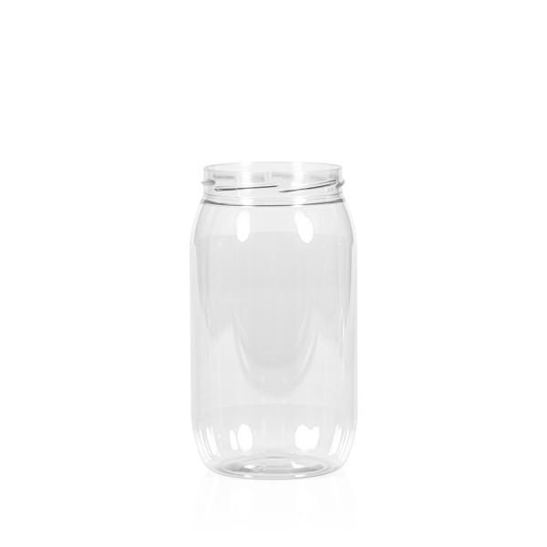 1000 ml Big clear PET transparent