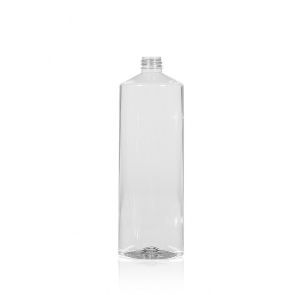 1000 ml bottle Combi PET transparent 28.410