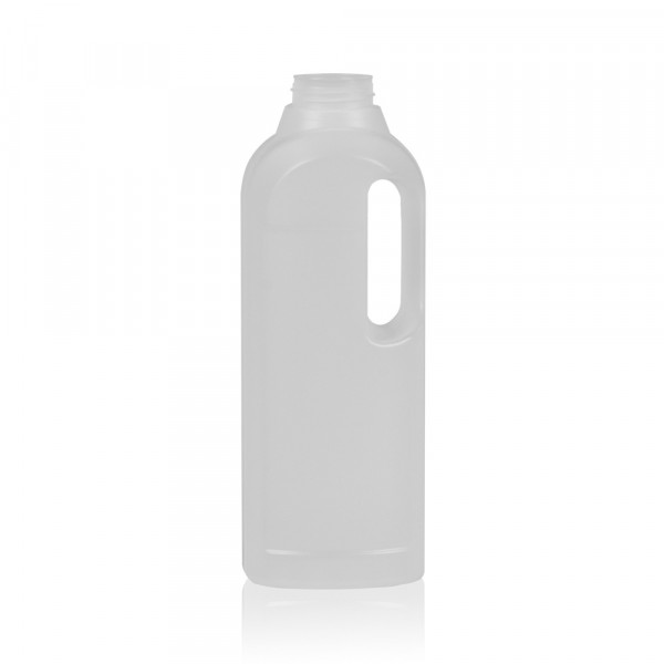 1000 ml bottle Multi HDPE natural 567
