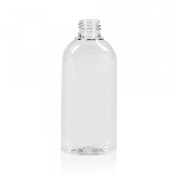 150 ml bottle Basic Oval PET transparent 24.410