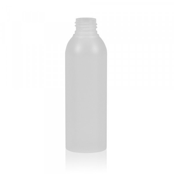150 ml bottle Basic Round HDPE natural 24.410