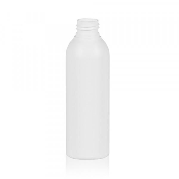 150 ml bottle Basic Round HDPE white 24.410