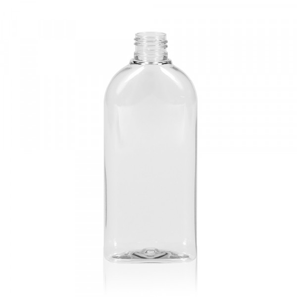 200 ml bottle Basic Oval PET transparent 24.410