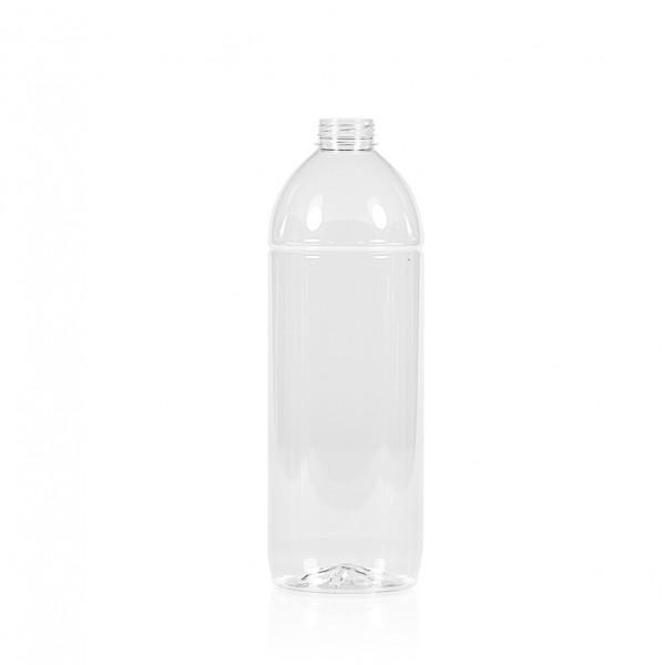 2000 ml juice bottle Smoothie PET transparent
