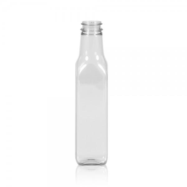 250 ml bottle Dressing PET transparent