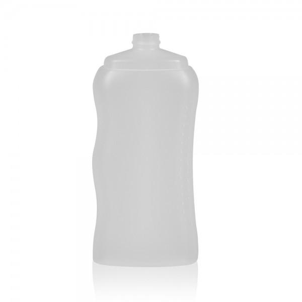 250 ml bottle Shower HDPE natural