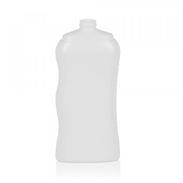 250 ml bottle Shower HDPE white
