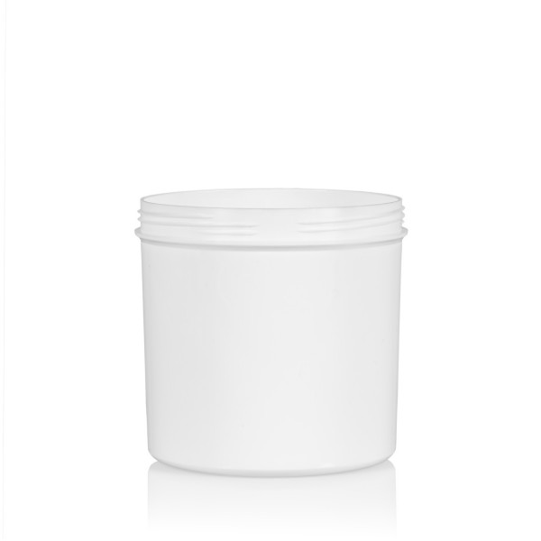 250 ml Soft cylinder PP white