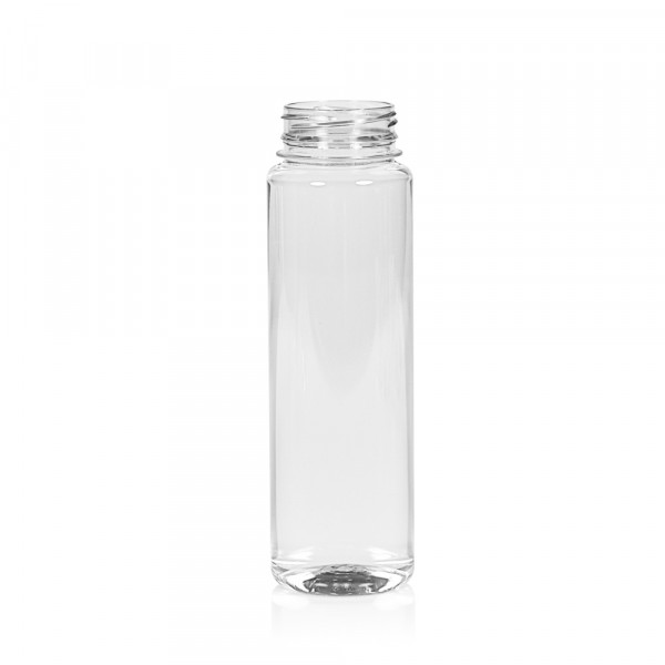 250 ml juice bottle Juice straight PET transparent 3-Start