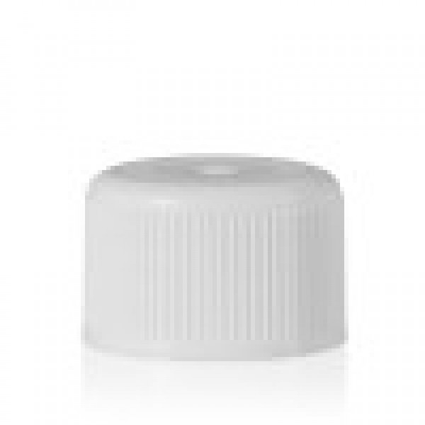 Screwcap PP white 28.410