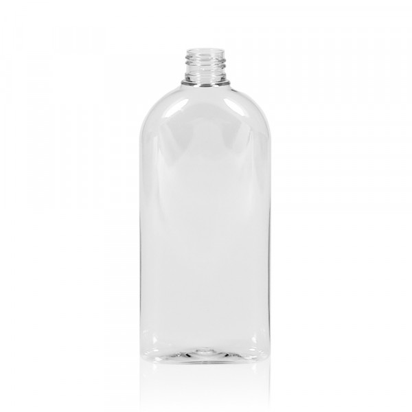 300 ml bottle Basic Oval PET transparent 24.410