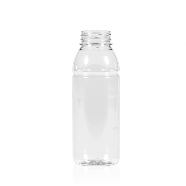 330 ml juice bottle Smoothie PET transparent