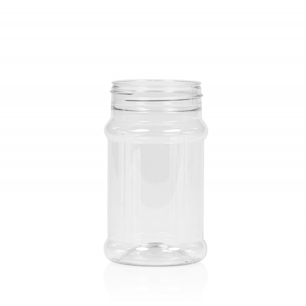 330 ml Spice round PET transparent
