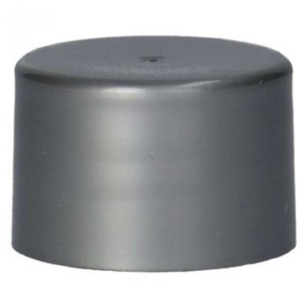 Smooth Screwcap PP Silver 28.410