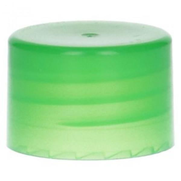 Smooth Screwcap PP Green 28.410