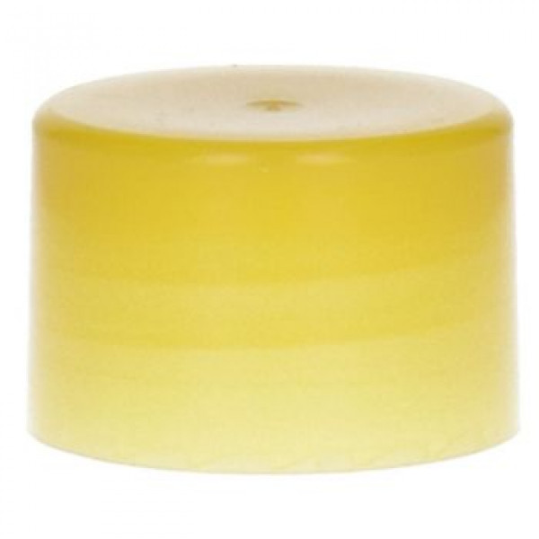Smooth Screwcap PP Yellow 28.410