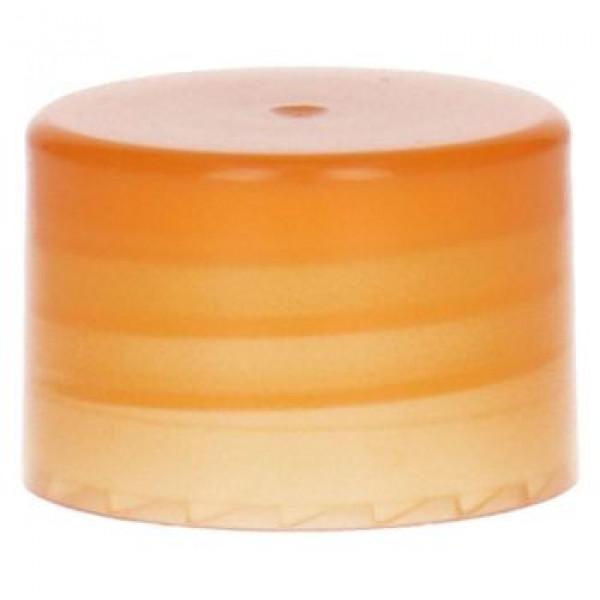 Smooth Screwcap PP Orange 28.410