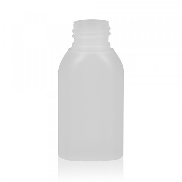 50 ml bottle Basic Oval HDPE natural 24.410