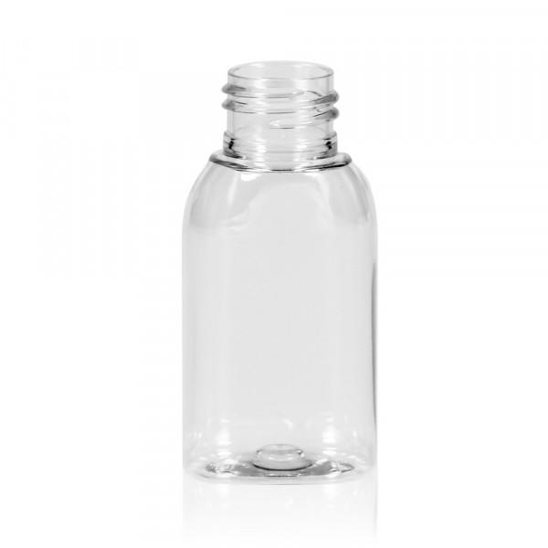 50 ml bottle Basic Oval PET transparent 24.410