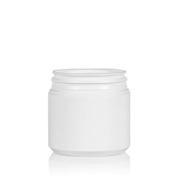50 ml Pharma cylinder HDPE white