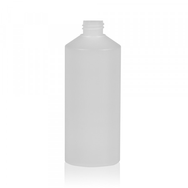 500 ml bottle Combi HDPE natural 28.410
