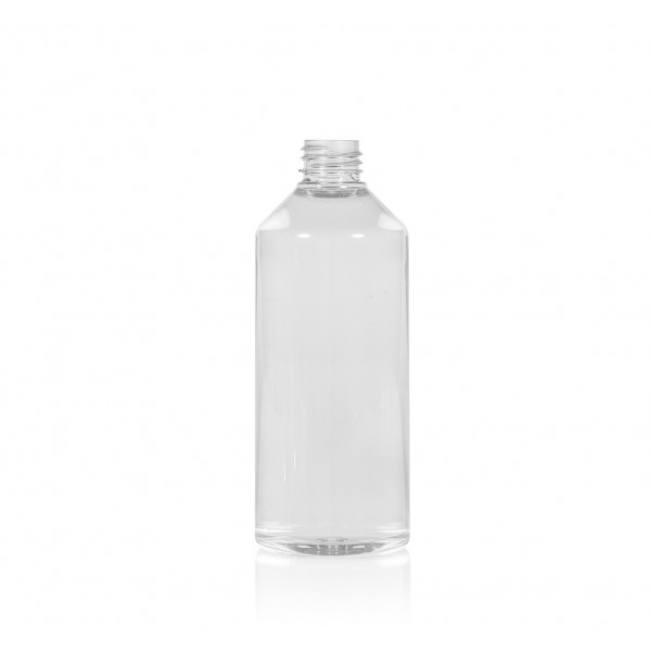 500 ml bottle Combi PET transparent 28.410