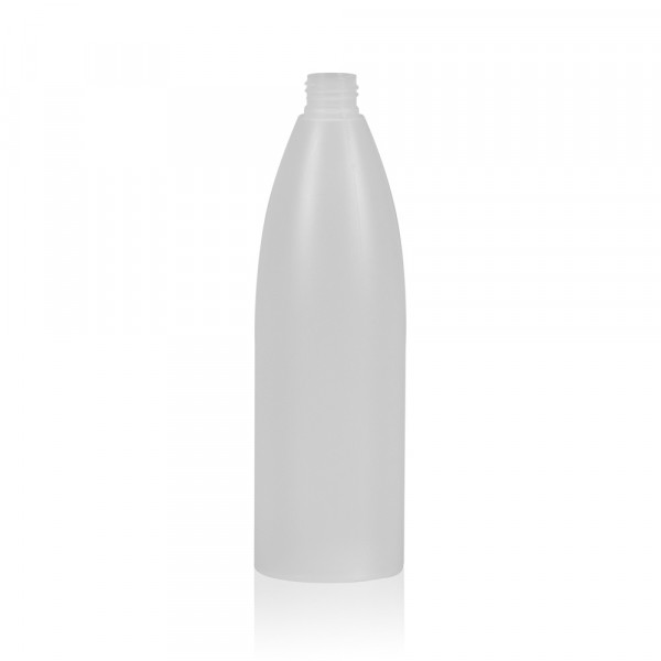 500 ml bottle Dune HDPE natural 24.410