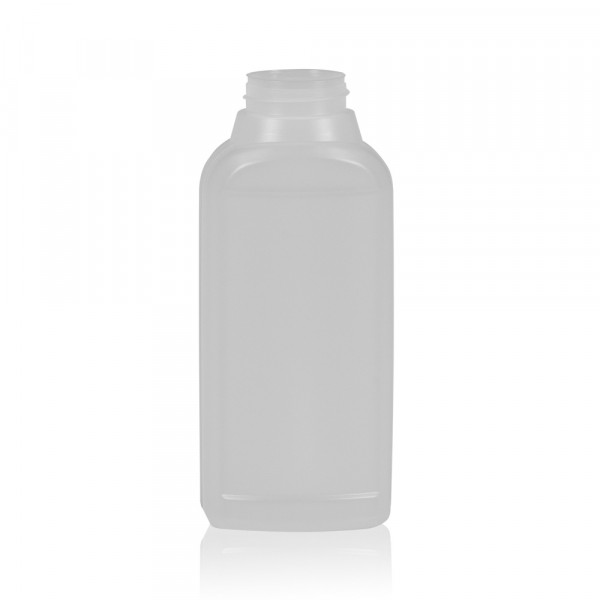 500 ml bottle Multi HDPE natural 567