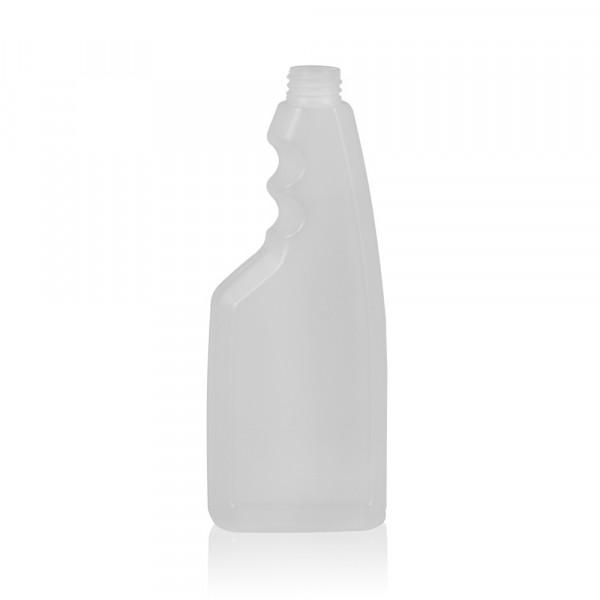500 ml bottle Multi Trigger HDPE natural 28.410