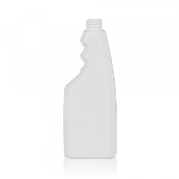500 ml bottle Multi Trigger HDPE white 28.410