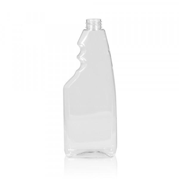 500 ml bottle Multi Trigger PET transparent 28.410