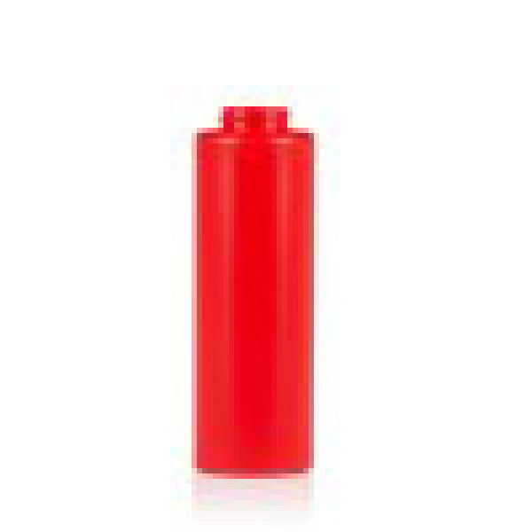 500 ml squeeze bottle Sauce round MIX LDPE-HDPE red 38.400