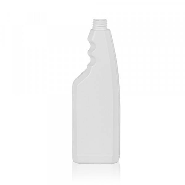 750 ml bottle Multi Trigger HDPE white 28.410