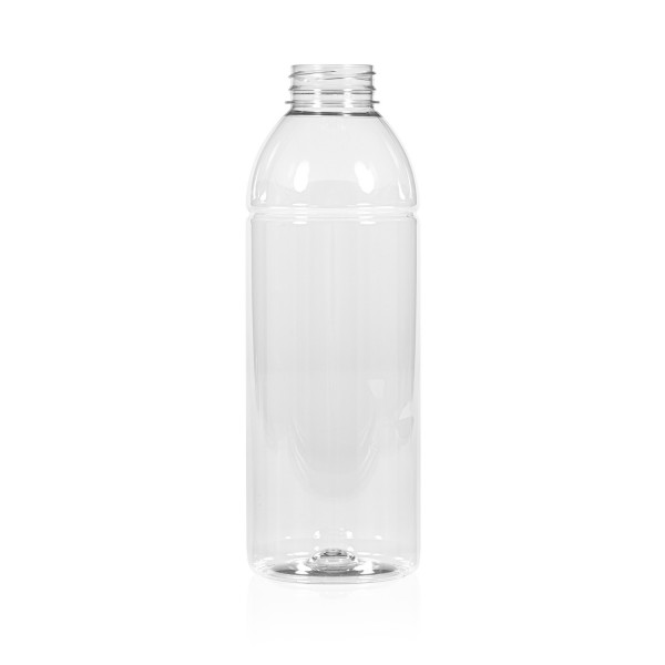 750 ml juice bottle Smoothie PET transparent