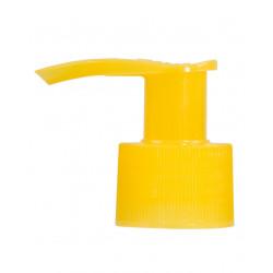 Dispenserpump PP yellow 24.410