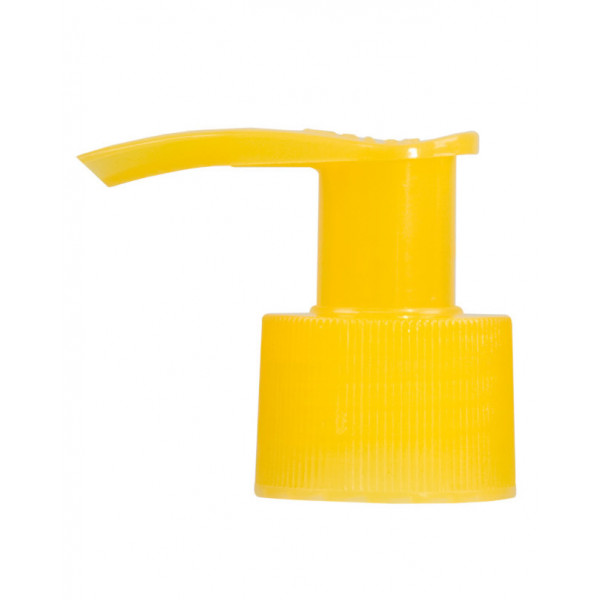 Dispenserpump PP yellow 24.410