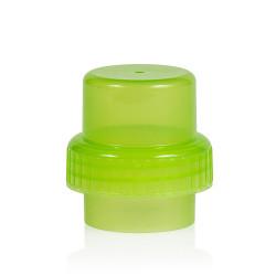 Dosingcap PP green 567